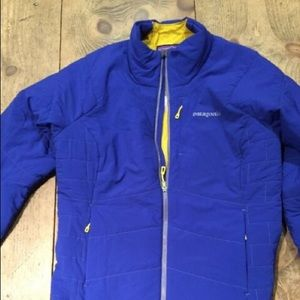 Patagonia Nano-Air down jacket